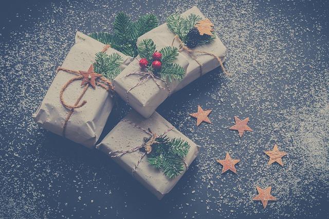 Vánoční dárky v duchu zero waste
